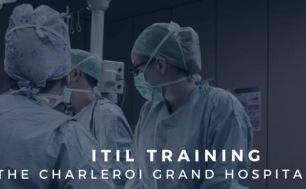 ITIL Training - Ingrid Vael's story - Charleroi Grand Hospital (GHdC)