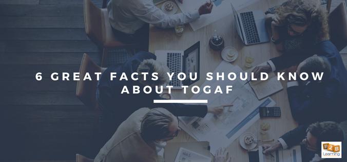 togaf-facts